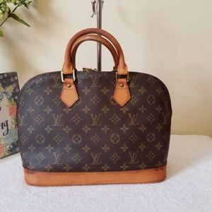 Louis Vuitton Bags - LV alma pm authentic
